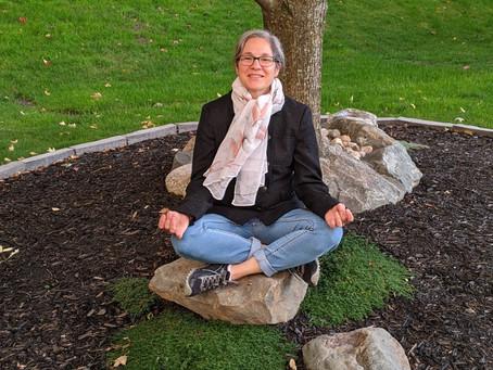 Mélanie Arel, enseignante en anglais