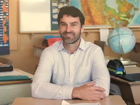 Une direction impliquée à l'école Bruyère/Saint-Charles