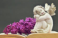 bigstock-Condolence-Card-With-Angel-And-
