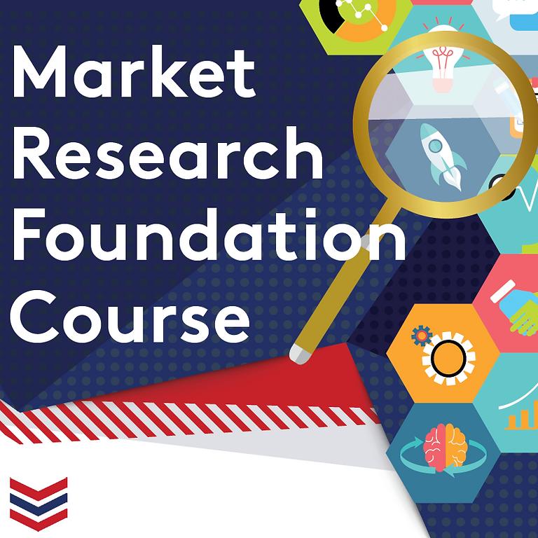 MRSM Foudation Course Session 7