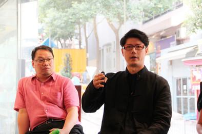 2015 香港建築與風水座談會