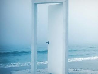 門是迎接好運的通道