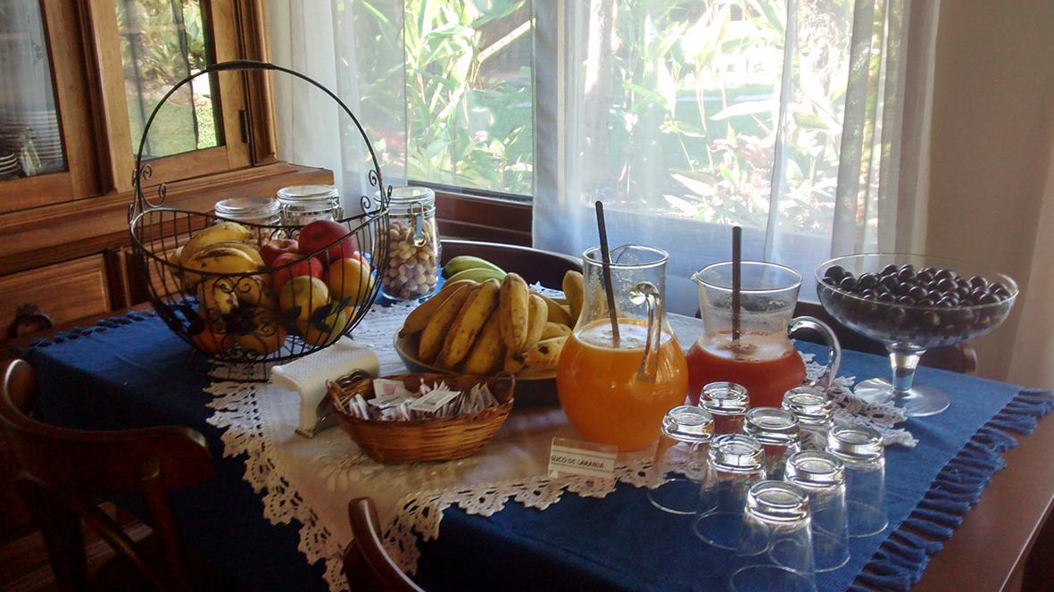 Mais uma do café da manhã