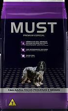 Must Premium Especial - Razas Peque Adul