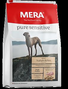 MERA_pure_sensitive_Truthahn_Reis_Rechts