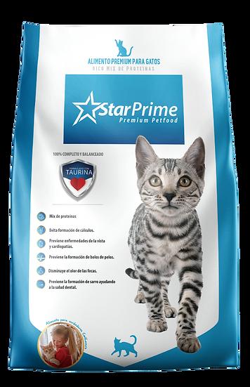 Alimento apra Gato Star Prime Felino | 10 Kg | Mix Proteina