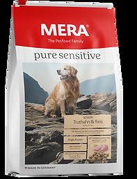 MERA_pure_sensitive_Senior_Truthahn_Reis