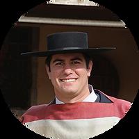 Pablo Aninat Campeón de Roeo Chileno 2019 junto a Alfredo Díaz del Criadro El Peñaco de Santa Sylvia y Criadero Ña'mara.