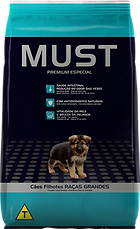 Must Premium Especial - Razas Grandes Ca
