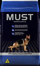 Must Premium Especial - Razas Grandes Ad