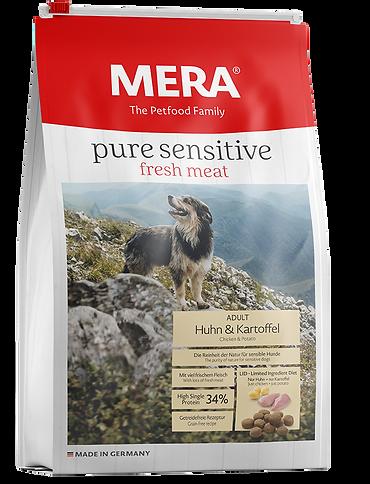 MERA pure sensitive fresh meat Pollo y P