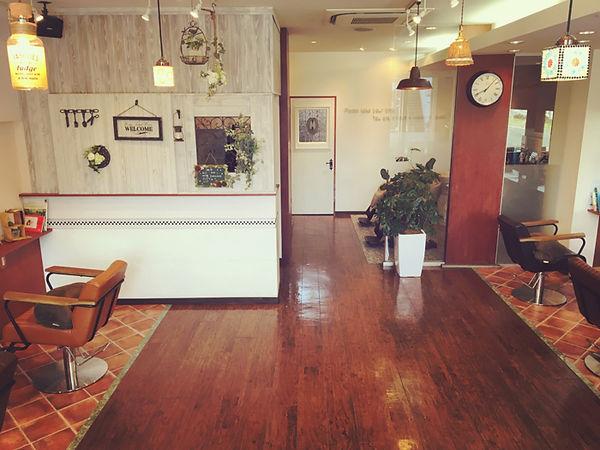 豊田市 美容室 美容院 山之手 ヘッドスパ 女性スタイリスト