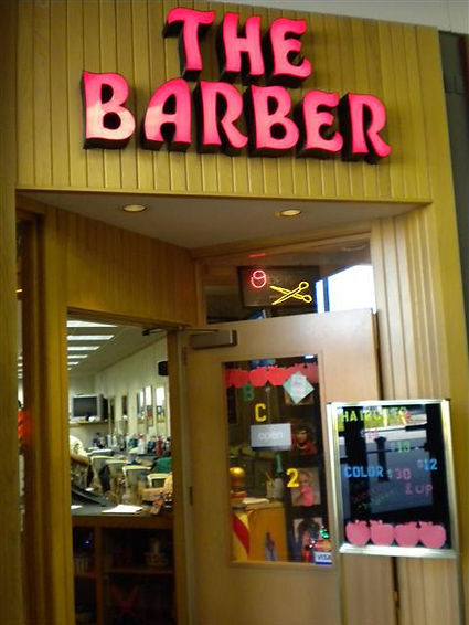 The Barber Southridge Mall in Greendale, WI