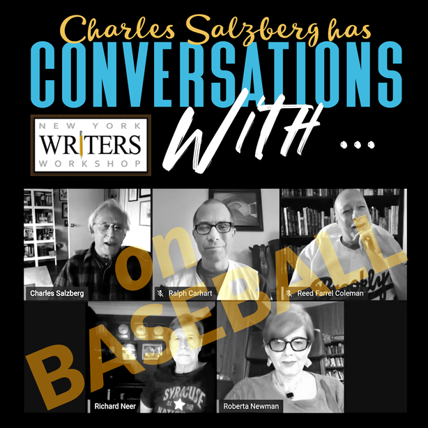 VIDEO: CONVERSATIONS WITH … Ralph Carhart, Reed Farrel Coleman, Richard Neer & Roberta Newman
