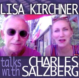 VIDEO: LISA KIRCHNER TALKS WITH Charles Salzberg