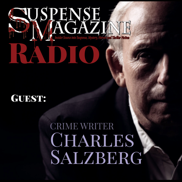 "AUDIO: SUSPENSE RADIO'S ""Inside Edition"" on ""Writing Crime"""