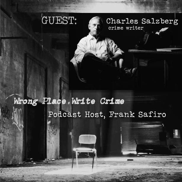 AUDIO: FRANK ZAFIRO interviews Charles Salzberg