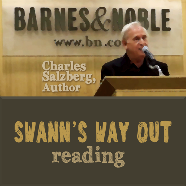 "VIDEO: ""Swann's Way Out"" Reading at Barnes & Noble, NYC"