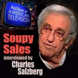 VIDEO: Charles Salzberg interviews Soupy Sales