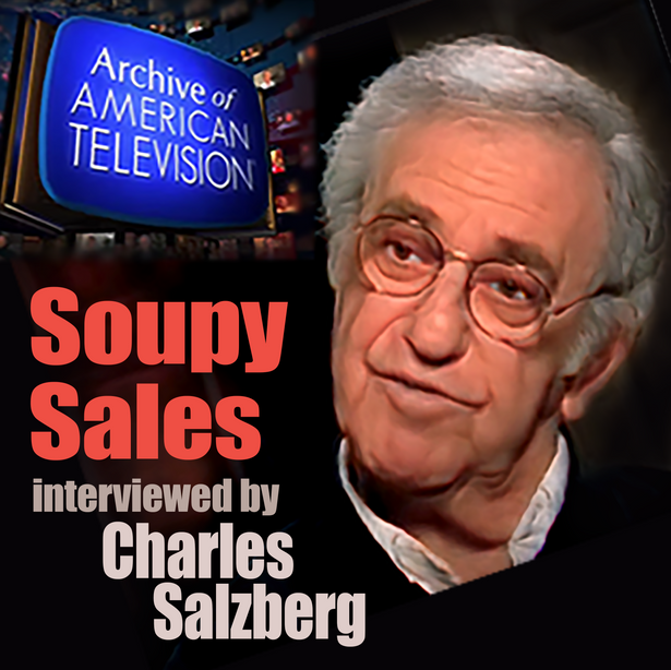 VIDEO: Charles Salzberg interviews Soupy Sales