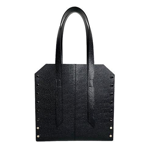 """Geantă Shopper Bag Neagra """"Prima"""""""