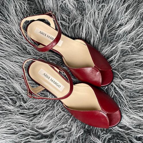"""Sandale din piele """"Iris"""""""