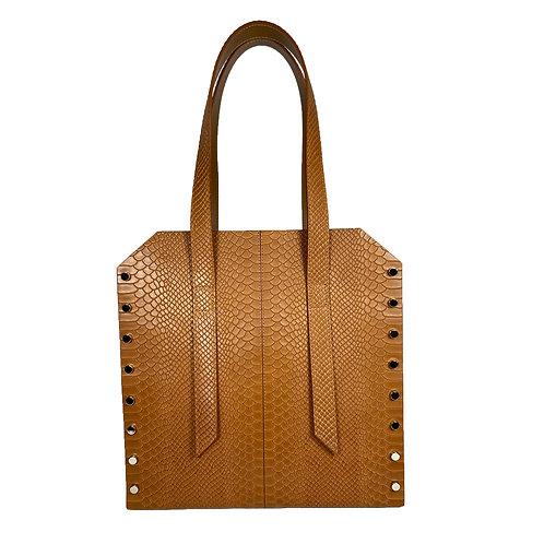 """Shopper Bag Camel """"Prima"""""""