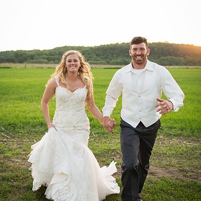 Rustic Farm DIY Wedding