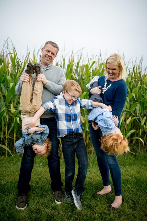 Iowa Family Session