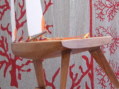 voilier en bois ALBAS