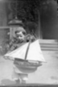 voilier de bassin