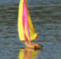 voilier ALBAS