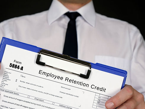 Form 5884-A Employee Retention Credit .