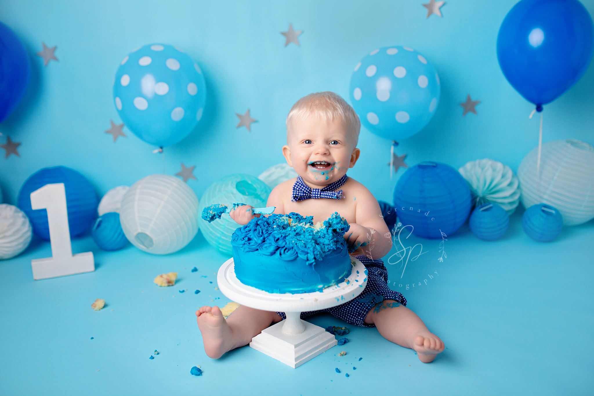 Cake Smash photography Chester