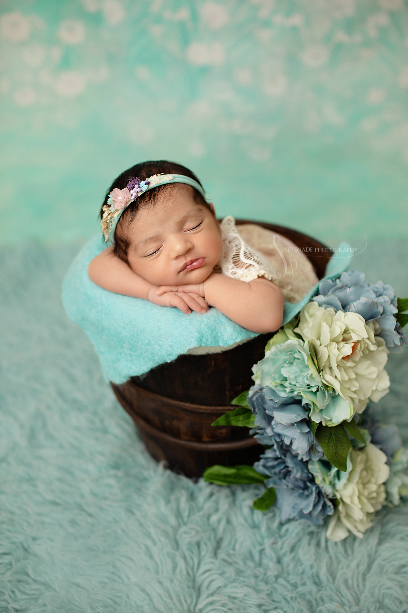 Chester newborn photographer