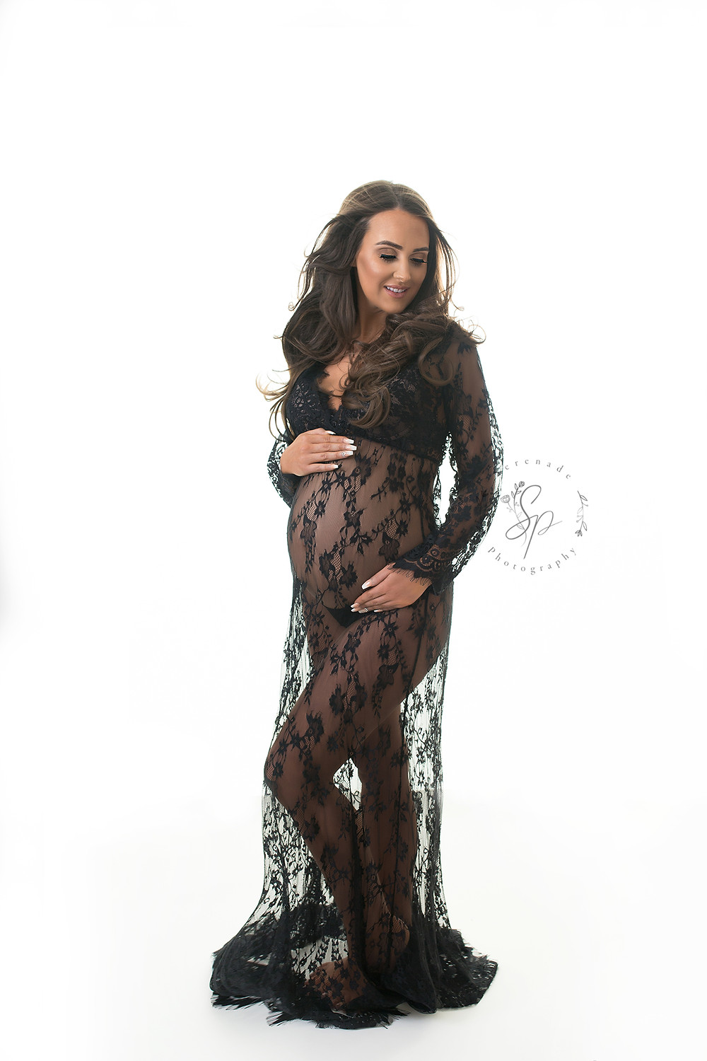 Professional maternity session Chester