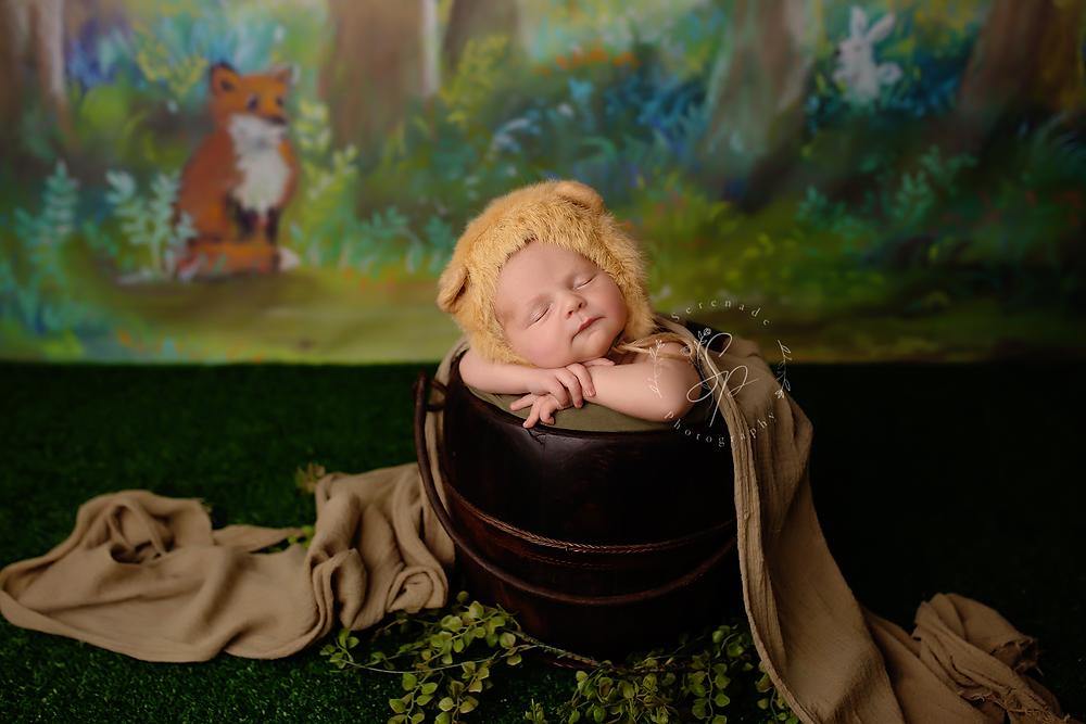 professional newborn photographer Cheshire