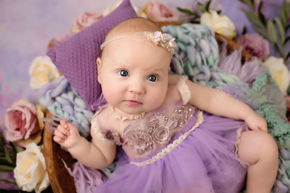 You missed your newborn session...? What's next?