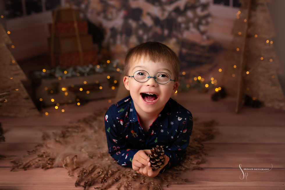 Christmas mini sessions Chester