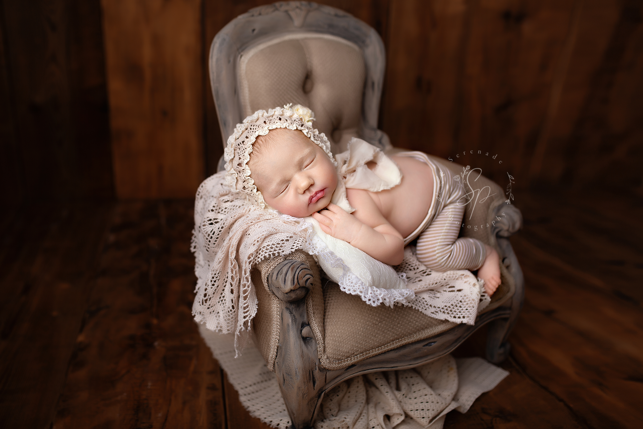 newborn girl photos chester