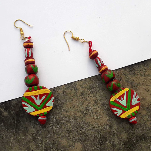 Sindoor Earrings