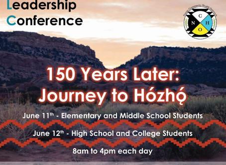 2018 Navajo Nation Youth Leadership Conference