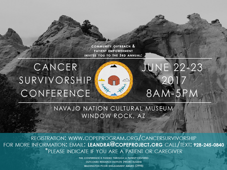 2017 Cancer Survivorship Conference