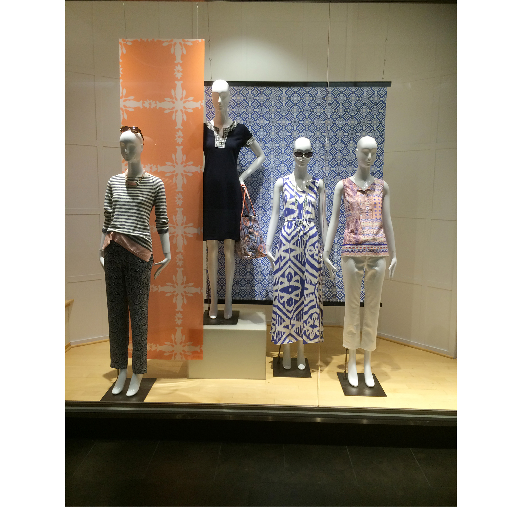 Talbots July Window