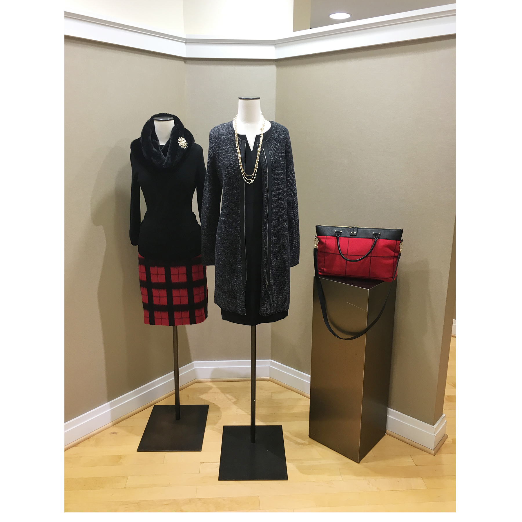Talbots Holiday Dress Forms
