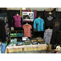 Legends Stock Show Booth.