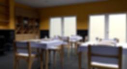 Projeto de Design de Interiores - 3D - Restaurante - Café