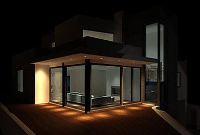 Projeto Arquitetura - Moradia - 3D - Luxo - Porto - arquiteto