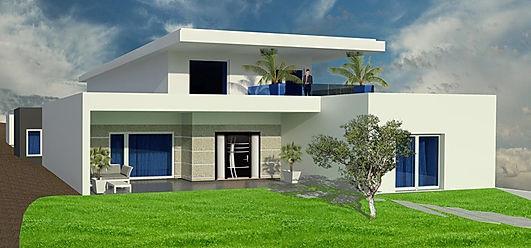Projeto Arquitetura - Moradia - 3D - Lisboa - jpg.p Arquiteto