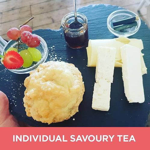 Individual Savoury Tea